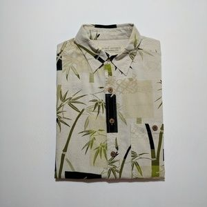 a6d18a976 Island Republic Men's Aloha Shirt Large